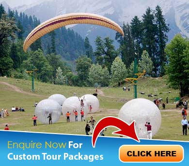 Kasauli Tour Packages